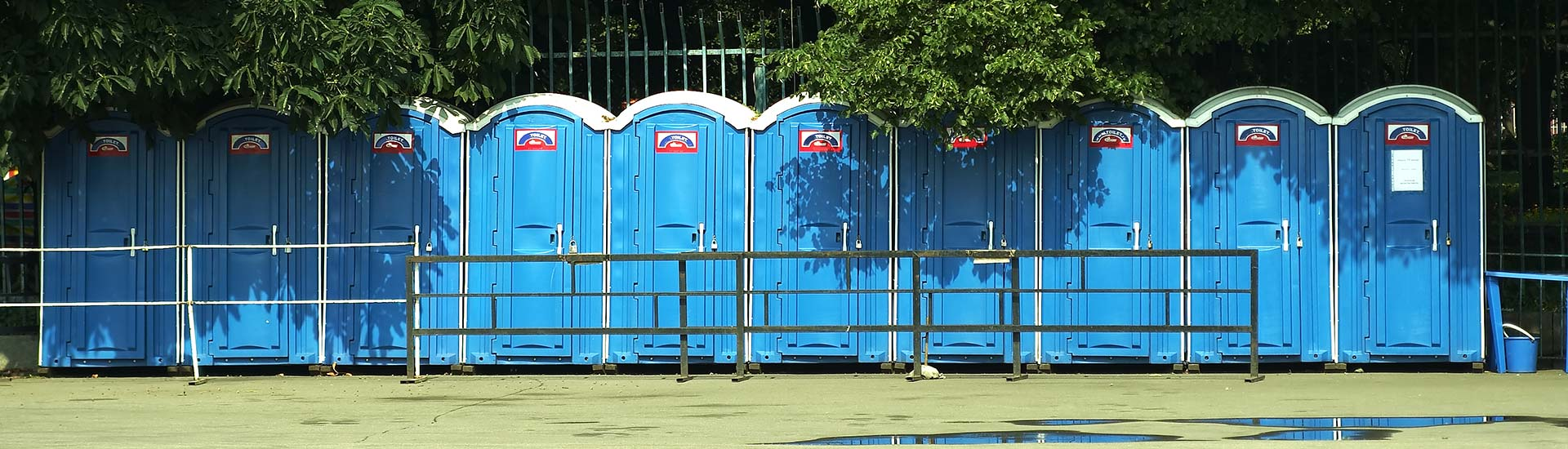 Portable Toilet and Porta Potty Rentals in Jefferson County, MO